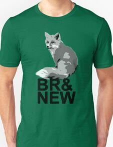 Br& New Fox Unisex T-Shirt