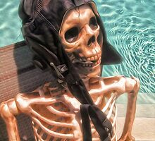 Aviator Skully by Gregory Dyer