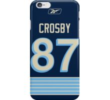 Pittsburgh Penguins Sidney Crosby 2011 Winter Classic Jersey Back Phone Case iPhone Case/Skin