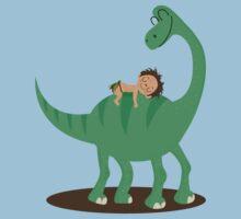Arlo the good dinosaur Kids Tee