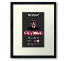 Gem Select - Stevonnie Framed Print