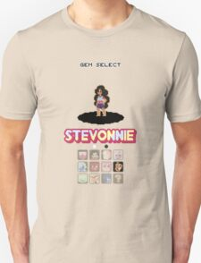 Gem Select - Stevonnie Unisex T-Shirt