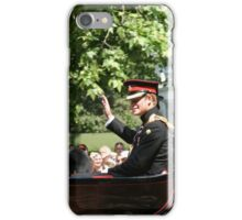 Prince Harry with Princess Eugenie iPhone Case/Skin