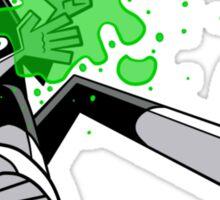 Danny Phantom: Ectoplasm Sticker