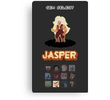 Gem Select - Jasper Canvas Print
