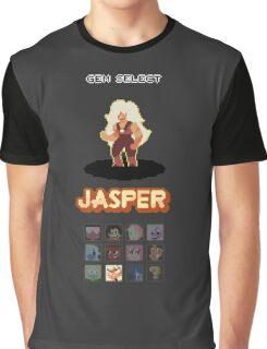 Gem Select - Jasper Graphic T-Shirt
