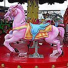Merry-go-Round by Woodie
