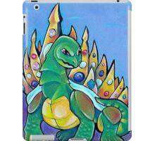 The Turtle King iPad Case/Skin