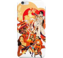 Karate Commando Action Girls.  iPhone Case/Skin