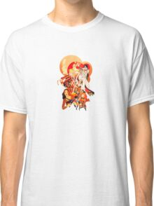 Karate Commando Action Girls.  Classic T-Shirt