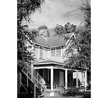 Florida House Photographic Print