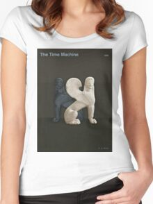 H. G. Wells - The Time Machine Women's Fitted Scoop T-Shirt