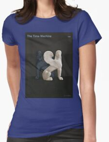 H. G. Wells - The Time Machine Womens Fitted T-Shirt