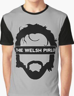Joe Allen -  The Welsh Pirlo Graphic T-Shirt
