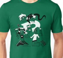 Danny Phantom: Paintbrush Unisex T-Shirt