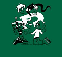 Danny Phantom: Paintbrush Unisex T-Shirt