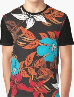 Floral Pattern #20  Graphic T-Shirt