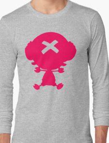 One Piece - Chopper (Pink) Long Sleeve T-Shirt