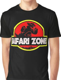 Safari zone Graphic T-Shirt