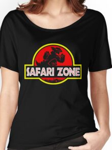 Safari zone Women's Relaxed Fit T-Shirt