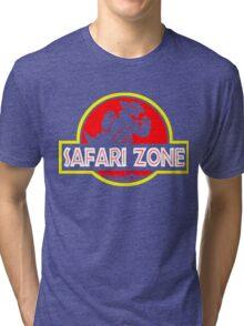 Safari zone Tri-blend T-Shirt
