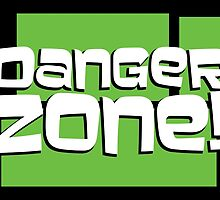 Danger Zone! (ARCHER) by baridesign
