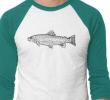 Rainbow Men's Baseball ¾ T-Shirt