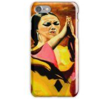 """""""RAQUEL HEREDIA"""" BAILAORA iPhone Case/Skin"""