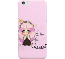 Your Rightful Flower Queen iPhone Case/Skin
