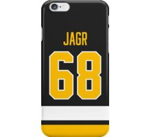 Pittsburgh Penguins Jaromir Jagr Jersey Back Phone Case iPhone Case/Skin