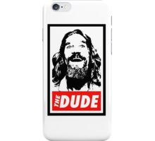 The Big Lebowski iPhone Case/Skin
