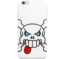 Bones #10 iPhone Case/Skin
