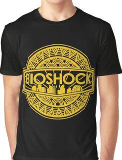gold bioshock Graphic T-Shirt