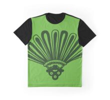 Green aztec Graphic T-Shirt