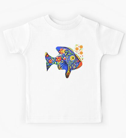 Tropical Fish Kids Tee