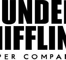 Dunder Mifflin by jonathanedge