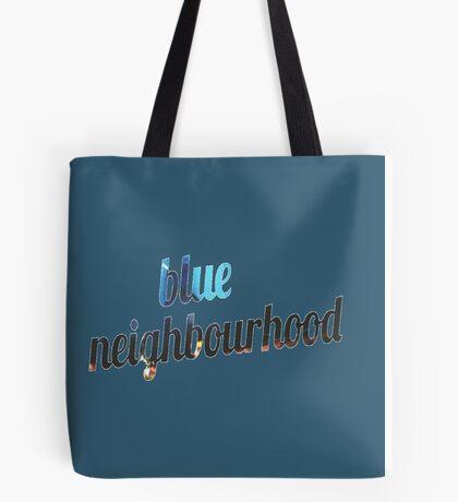 Blue Neighbourhood - Troye Sivan Tote Bag