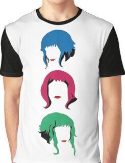 Ramona Flowers Graphic T-Shirt