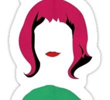 Ramona Flowers Sticker