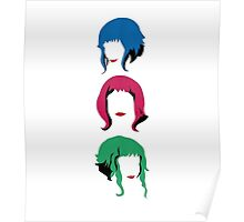 Ramona Flowers Poster