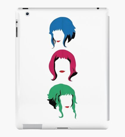 Ramona Flowers iPad Case/Skin