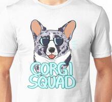 CORGI SQUAD (merle) Unisex T-Shirt