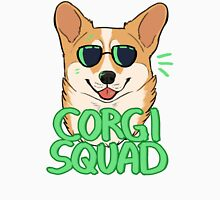 CORGI SQUAD (red) Unisex T-Shirt