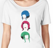 Ramona Flowers Women's Relaxed Fit T-Shirt