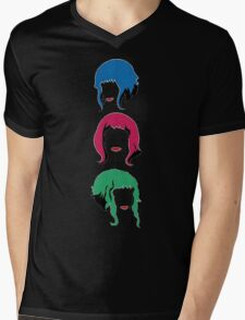 Ramona Flowers Mens V-Neck T-Shirt