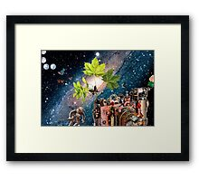 ACCROSS THE UNIVERSE Framed Print