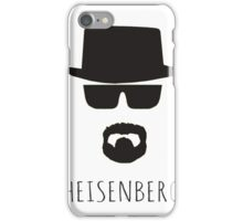 Heisenberg 'Walter White' iPhone Case/Skin