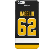 Pittsburgh Penguins Carl Hagelin Alternate Jersey Back Phone Case iPhone Case/Skin