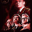X-Files Lone Gunman Propaganda  by Ryleh-Mason