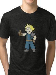 Cloud Boy Tri-blend T-Shirt